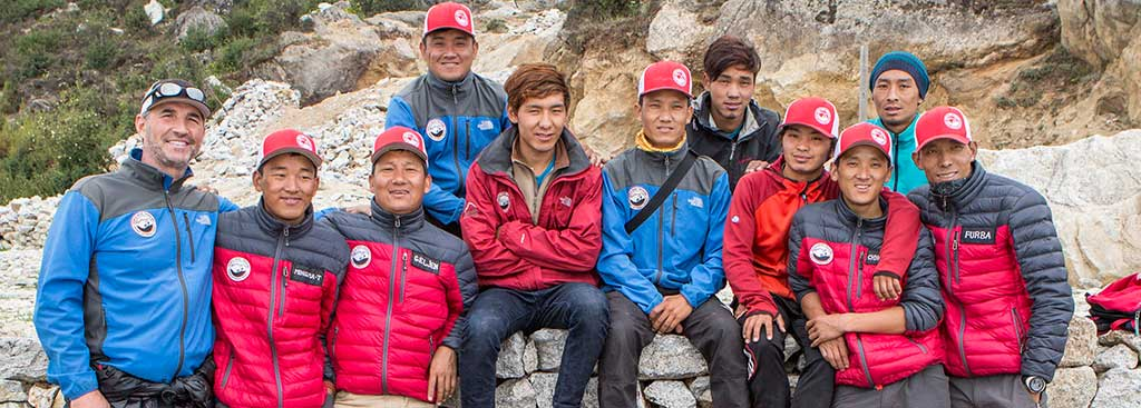World Wide Trekking International Team