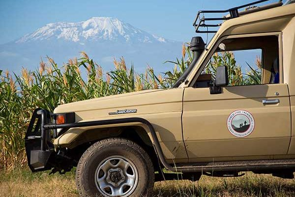Reliable land cruiser transportation