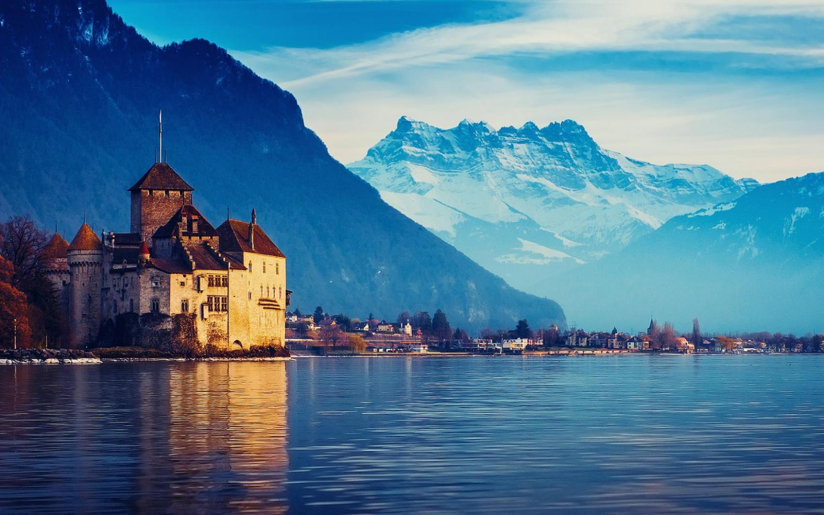 The Villages of Mont Blanc