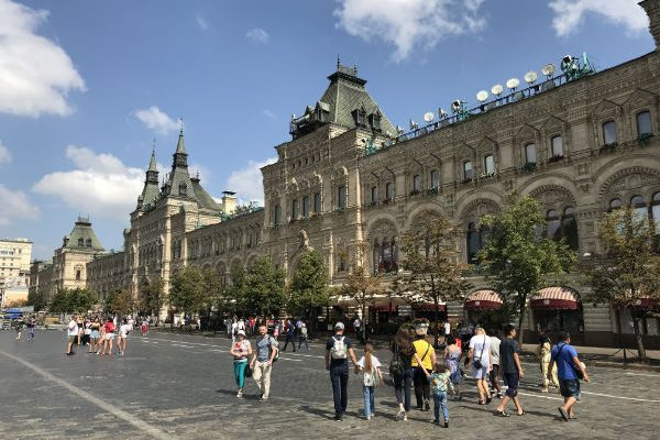 Moscow cultural tour
