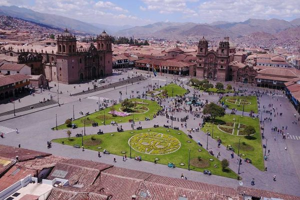 Views in Cusco