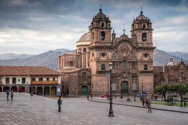 Cusco Plaza